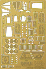 "Space 1999 Eagle Transporter 22"" Long 1/48th Scale Photoetch Detail Set 189PG01"