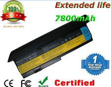 9 Cell Battery for IBM Lenovo ThinkPad X200 X201i ASM 42T4539 42T4541 42T4543