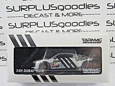 Tarmac Works 1:64 Global64 AUDI R8 LMS GT4 ADIDAS Dubai Presentation w/Container