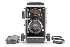 Mamiya C22 Professional TLR w/ Sekor 65mm f/3.5 [Excellent++,Overhauled] Japan