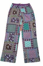 VICTORIA'S SECRET NWT  Sleep Pants Paisley Color Multi-Color X-Small