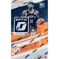 2019-20 Donruss Optic Basketball Retail Box Factory Sealed