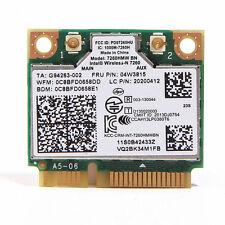 Intel 7260hmw BN Wireless 300M + BT 4.0 Wlan Card 04X6011 04W3815 for Thinkpad