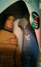 Star Trek KB toys Exclusive 9 inch James Kirk Limited to 5000 Battle damage