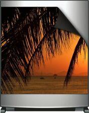 Wallario Kühlschrank/Geschirrspüler-Magnet 60x60cm Sonnenuntergang
