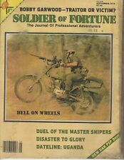 Soldier of Fortune - Bobby Garwood - Traitor or Victim? - September 1979