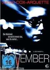 NOVEMBER (Courteney Cox Arquette, James LeGros) NEU+OVP