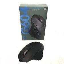 Logitech G604 Lightspeed Wireless Gaming Mouse EUC Free Shipping Bluetooth