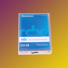 320gb Quantum RDX Cartridge