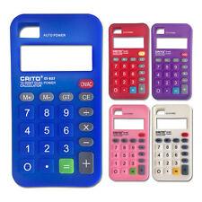 FUNDA CALCULADORA SILICONA compatible IPHONE 4 DURA Y FLEXIBLE VARIOS COLORES