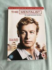 The Mentalist: Season 1 DVD (2010) Simon Baker