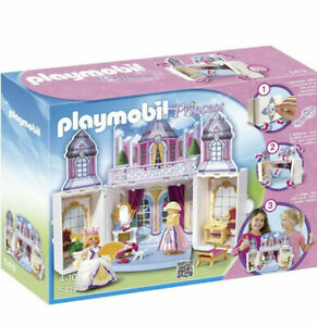 Playmobil 5419 My Secret Play Box Princess Castle 76 Pc