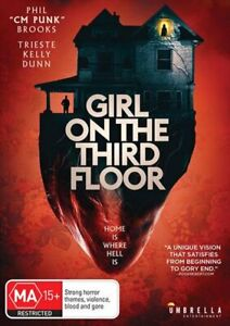 Girl On The Third Floor DVD