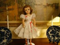 Cissy doll dress lovely doll dress
