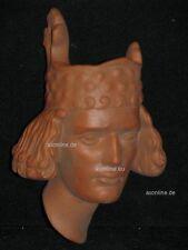 +# A013821_12 Goebel Archiv Muster Wandbild Bamberger Reiter LD49 terrakotta