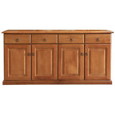 Pine Traditional Sideboards, Buffets & Trolleys