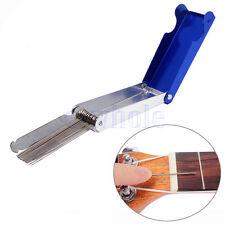 Gitarren-Werkzeugsatz, Sattel Feile aus Edelstahl (13 Rudfeile+ 1 Flachfeil) DL