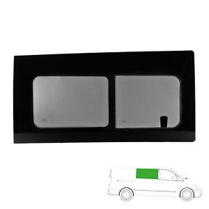 Schiebefenster Seitenfenster Glasfenster passend für Vito W639 04-15 RE 111x56cm