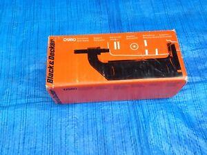 Black & Decker D980 horizontal drill stand attachment