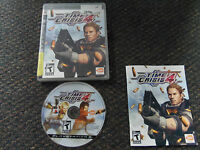 TIME CRISIS 4   (Sony PlayStation 3, 2010) PS3 GAME ONLY  FREE SHIPPING