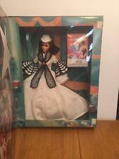 """""""Scarlett O'Hara"""" Hollywood Legends Barbie Doll W/ Original Shipper Box 1994"""