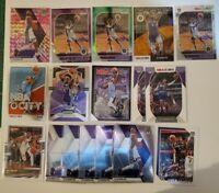 2018-2021 Panini De'Aaron Fox 29 Card Lot Sacramento Kings
