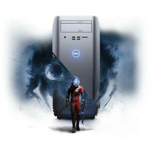 Dell Inspiron 5675 Ryzen 7 1700x Water Cooled, 16 Gb, GTX 1060, 256 SSD, 1TB HDD