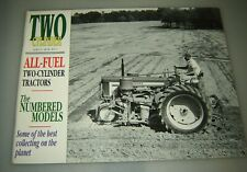 Two - Cylinder Magazine -March/April 2002 John Deere Tractors Free Shipping