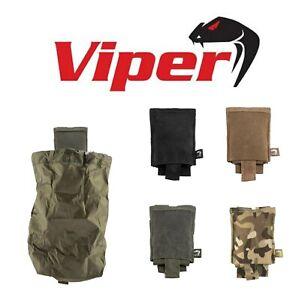 Viper VX MOLLE Stuffa Dump Pouch Tan, green, black, VCAM (MTP compatible)