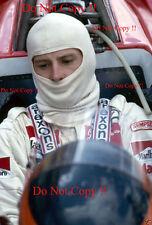 Gilles Villeneuve Ferrari F1 Portrait 1979 Photograph 1