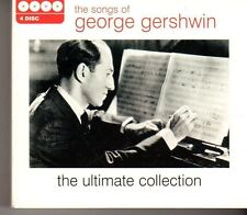 (GC21) The Songs Of George Gershwin, 4CD  - 2007 CD