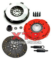 XTR STAGE 2 RIGID CLUTCH KIT+RACE FLYWHEEL BMW 323 325 328 M3 Z3 E36 M50 S50 S52
