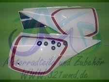 Yamaha tt600 TT 36a 59x 3sw tapa de página blanco revestimiento incl. goma cover Side