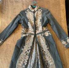 plenty by tracy reese coat Embroidered Long Jacket