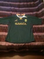 South Africa Rugby Jersey Xl