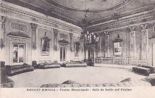 REGGIO EMILIA - Teatro Municipale - Sala da Ballo nel Casino
