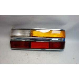 Damaged BMW E28 5-Series Right Rear Tail Light Lamp Assembly 1982-1988 OEM