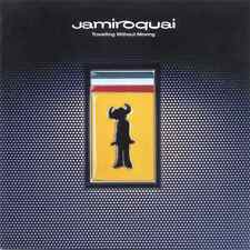 CD Jamiroquai Travelling Without Moving ( Virtual Insanity) 90`s Pop