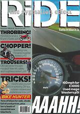 CBR1000F Honda Dominator Yamaha FJ1200 Suzuki GSX1100F Kawasaki ZX-10 MZ ETZ125