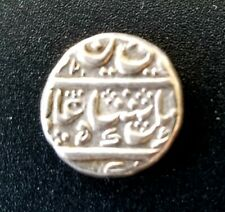 FRENCH India - ARCOT 1/2 RUPEE (Shah Alam II), Silver, 2.8 Grams, KM#13, RARE!