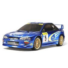 Tamiya 1:10 TT02 Subaru Impreza Monte Carlo 99 4WD RC Cars Kit EP #58631