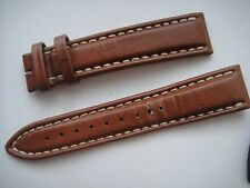 SINN ORIGINAL LEATHER STRAP 20 MM BROWN USED