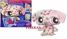 Littlest-Pet-Shop-LPSO-Online-Pets-Plush-7-in-Happiest-Pink-Dog-NEW-in-BOX