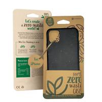 Nachhaltige Handyhülle Kompostierbare Eco Friendly Für iPhone 12 Pro Max Schwarz