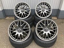 19 Zoll Meisterwerk MW07 Felgen 5x112 für Mercedes A Klasse W176 W177 AMG A45