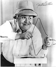 Jonathan Winters Autographed 8 x 10 Stand Up Comedian