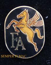 FAIRCHILD AIRCRAFT LOGO HAT PIN AIRPLANE HORSE PEGASUS A10 COM AIR 340 PT19 C119