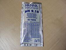HANNA PH METER BUFFER CALIBRATION SOLUTION SACHET 9.18 pH - HI 70009 HI-70009