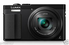 New Panasonic Lumix DMC-TZ70EB-K Compact WIFI FULL HD Digital Camera - NFC