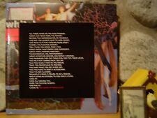 WHITEHOUSE The Sound Of Being Alive 2xLP/OOP Vinyl/Noel Summerville/Cut Hands